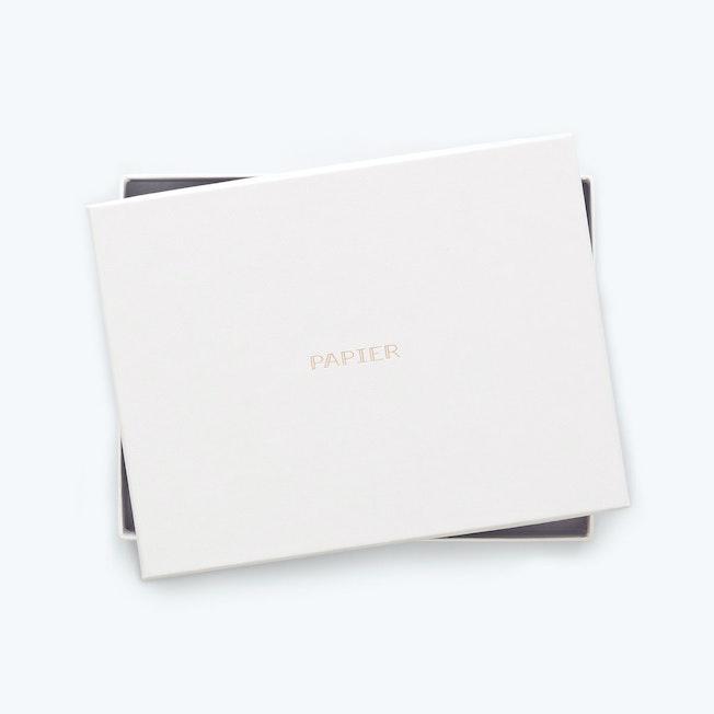 Optional Gift Box - Fits 20 Cards & Envelopes