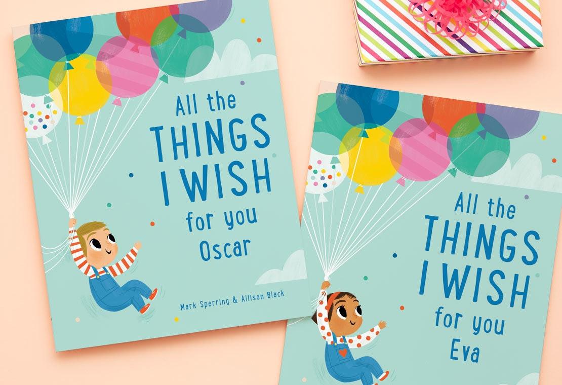 Personalied Kids' Books