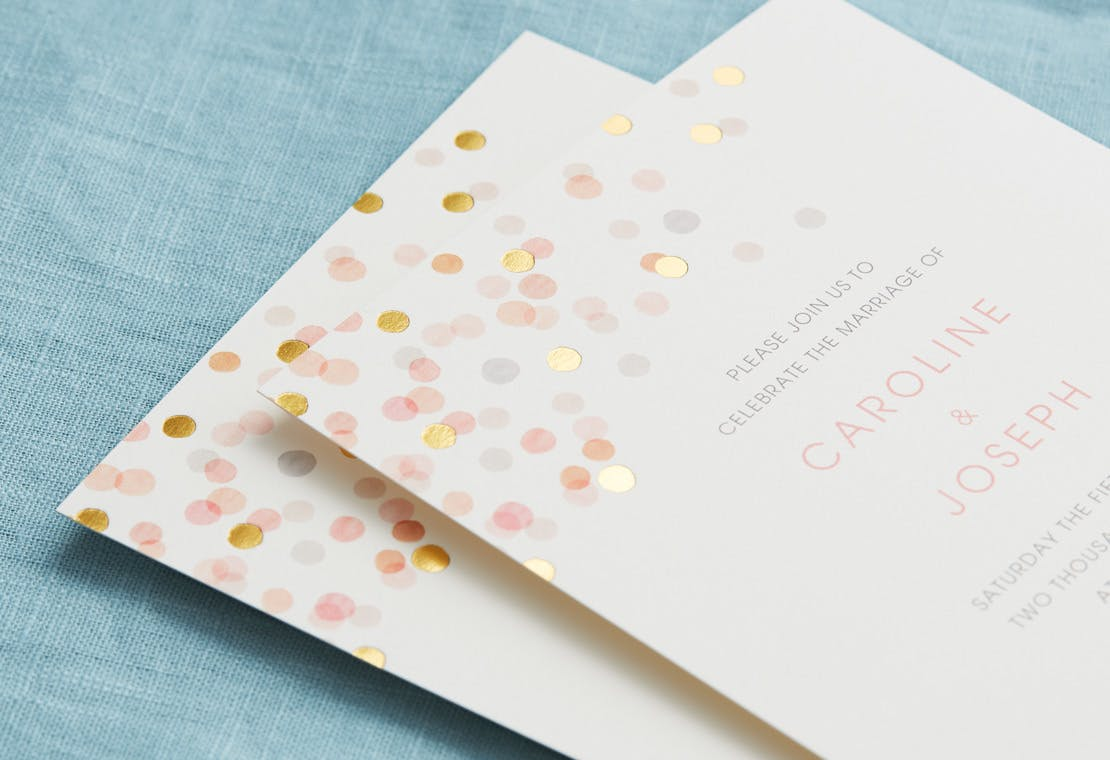 Personalised Cards, Invitations and Stationery | Papier