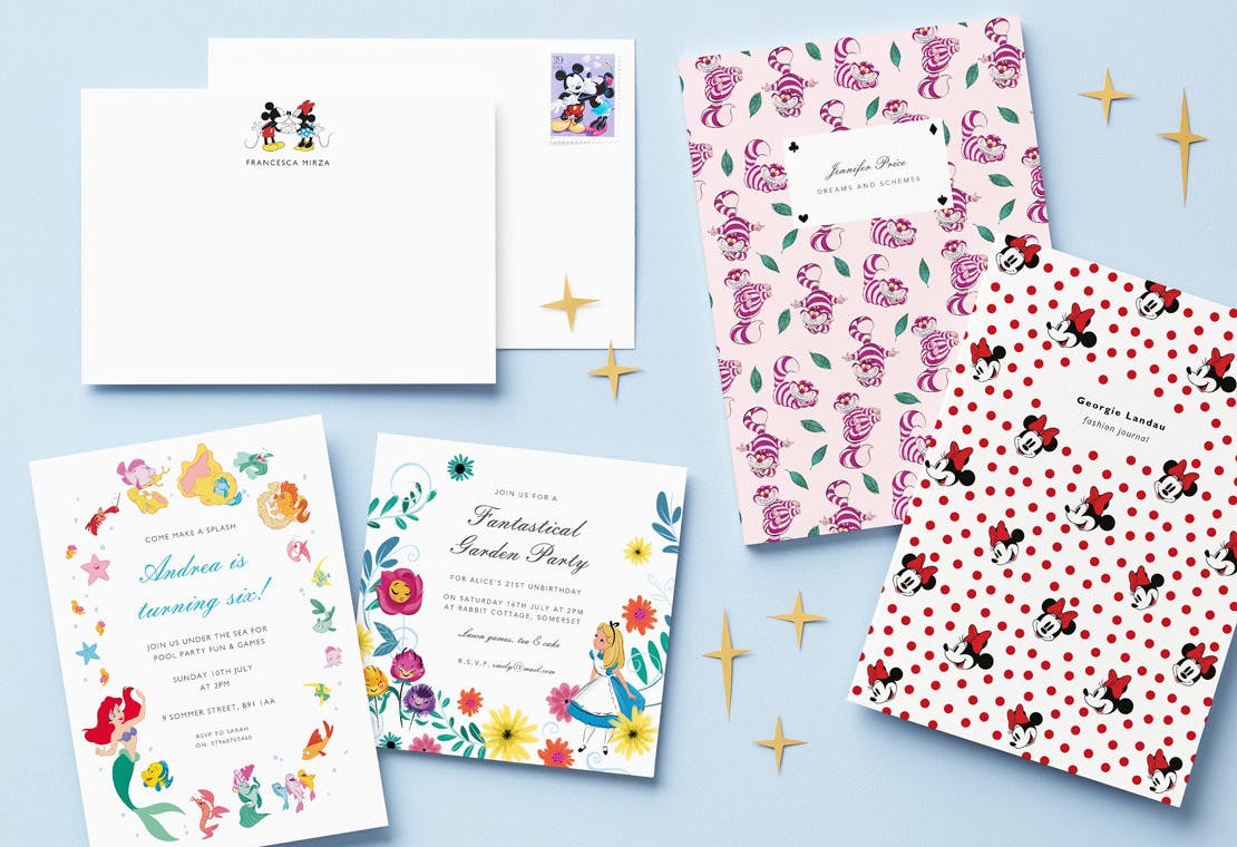 Personalised Cards, Invitations and Stationery   Papier
