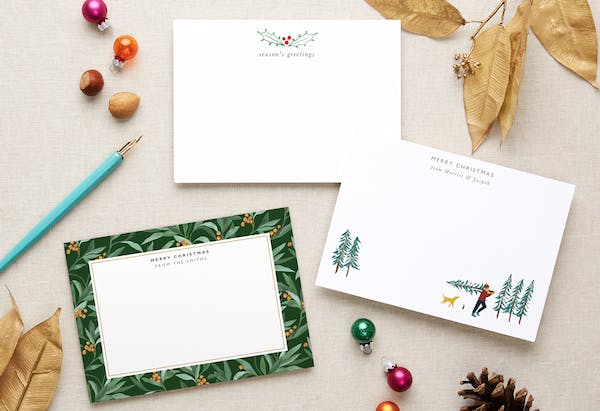 Christmas Stationery.The Christmas Collection Papier