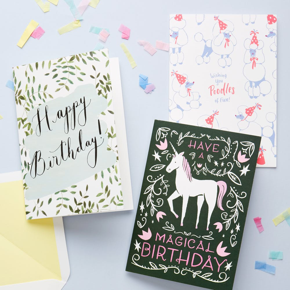 All Birthday Cards