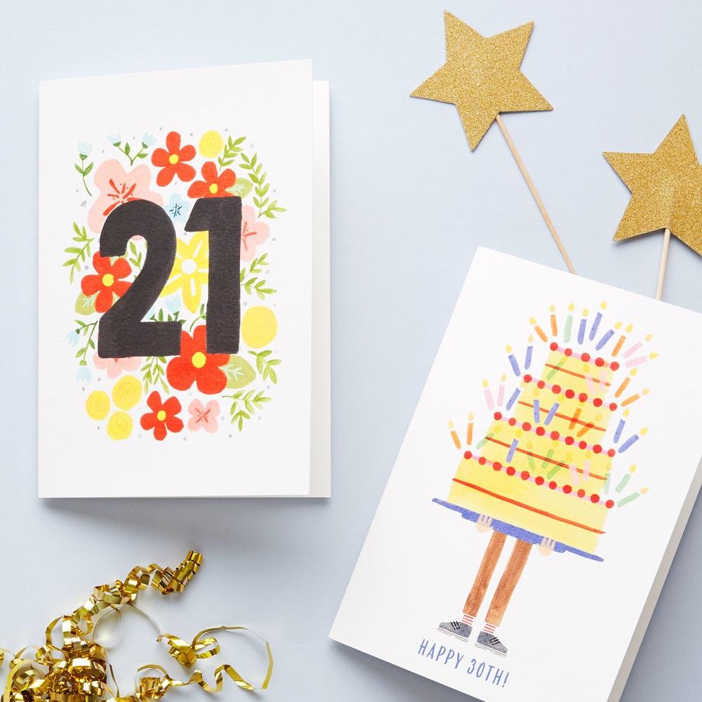 Milestone Cards >