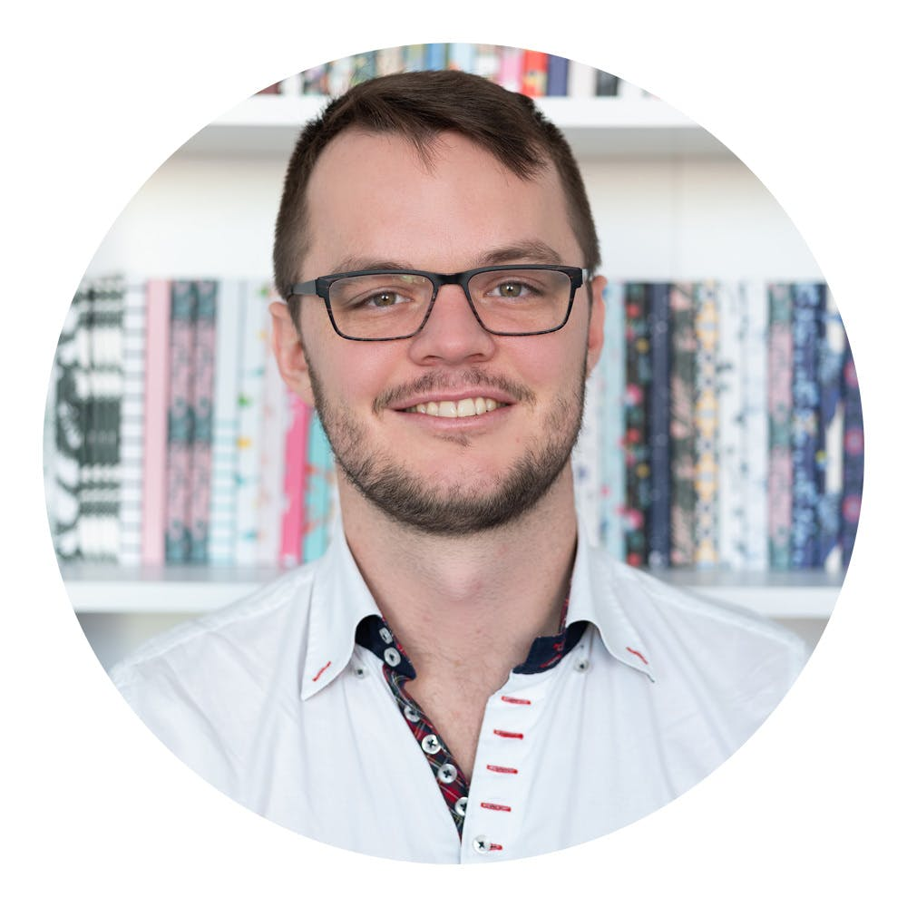 Oskar, Supply Chain & Operations Manager