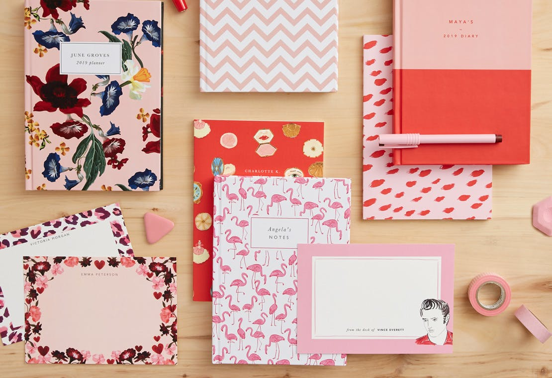 The Psychology of Colorful Stationery
