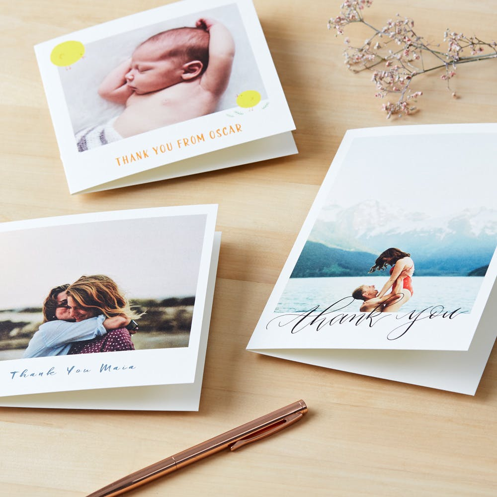Single Photo Cards