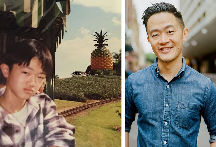 A Note To My Younger Self: Benjamin Law
