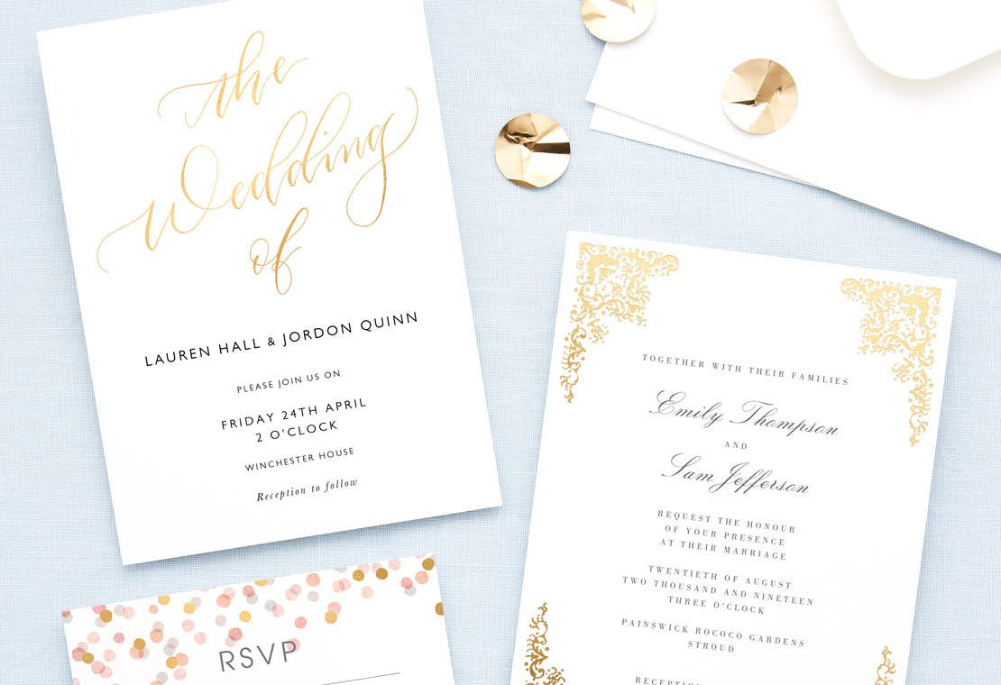 Gold Foil Collection