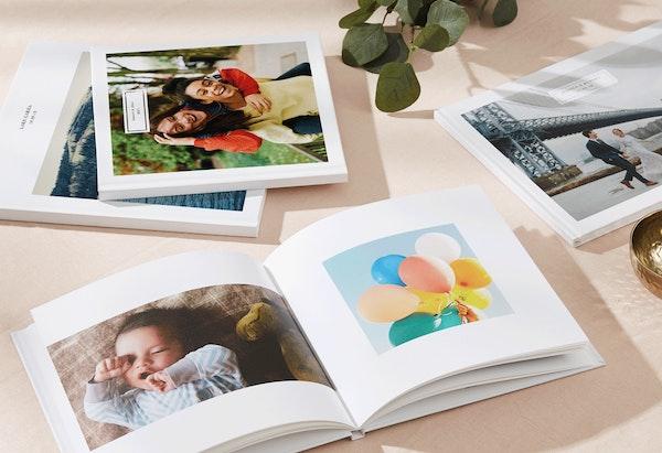 Personalisierte Fotobücher