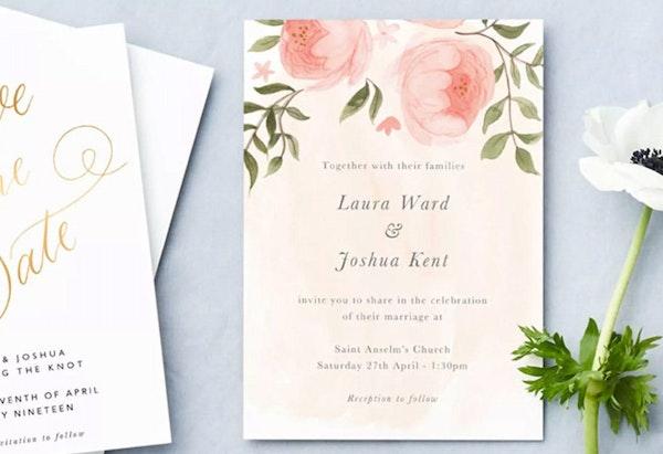 Wedding invitation etiquette & FAQ