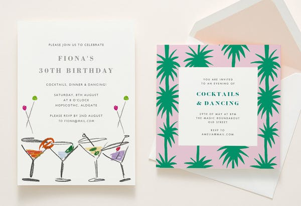 Cocktail Parties