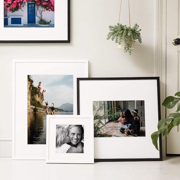 Gallery-Quality Framed Photos