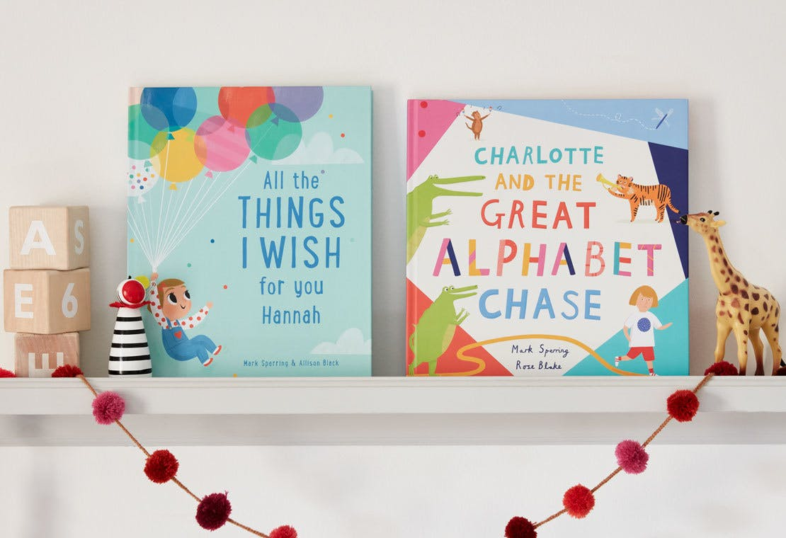 Personalised Kid's Books