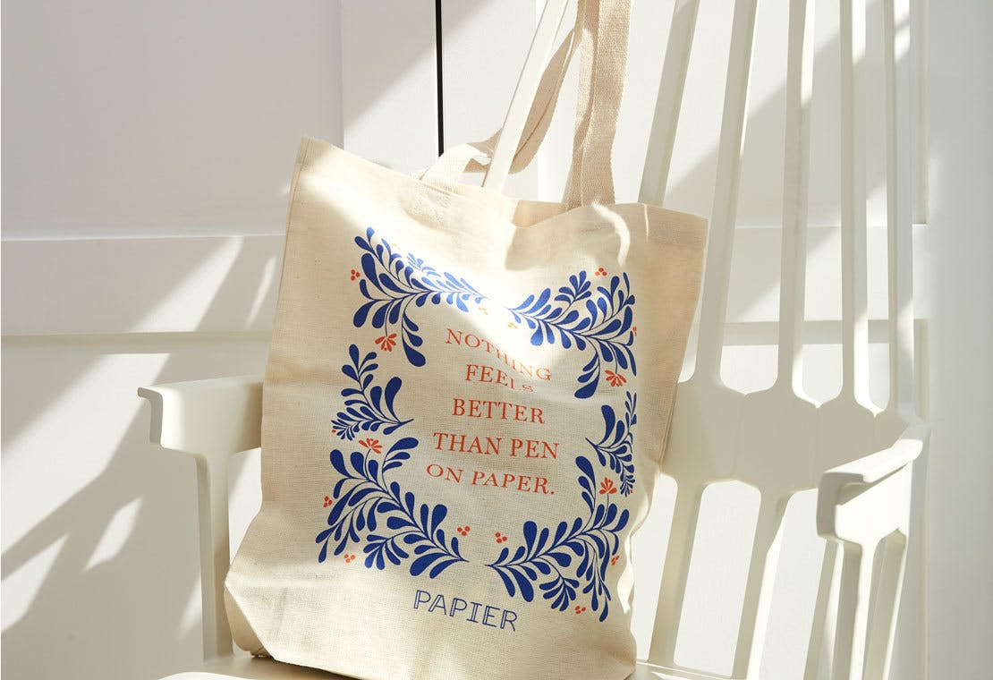 Our New Tote Bag Is Here – And It's Free!
