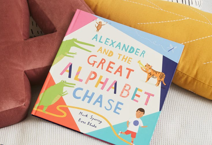The Great Alphabet Chase