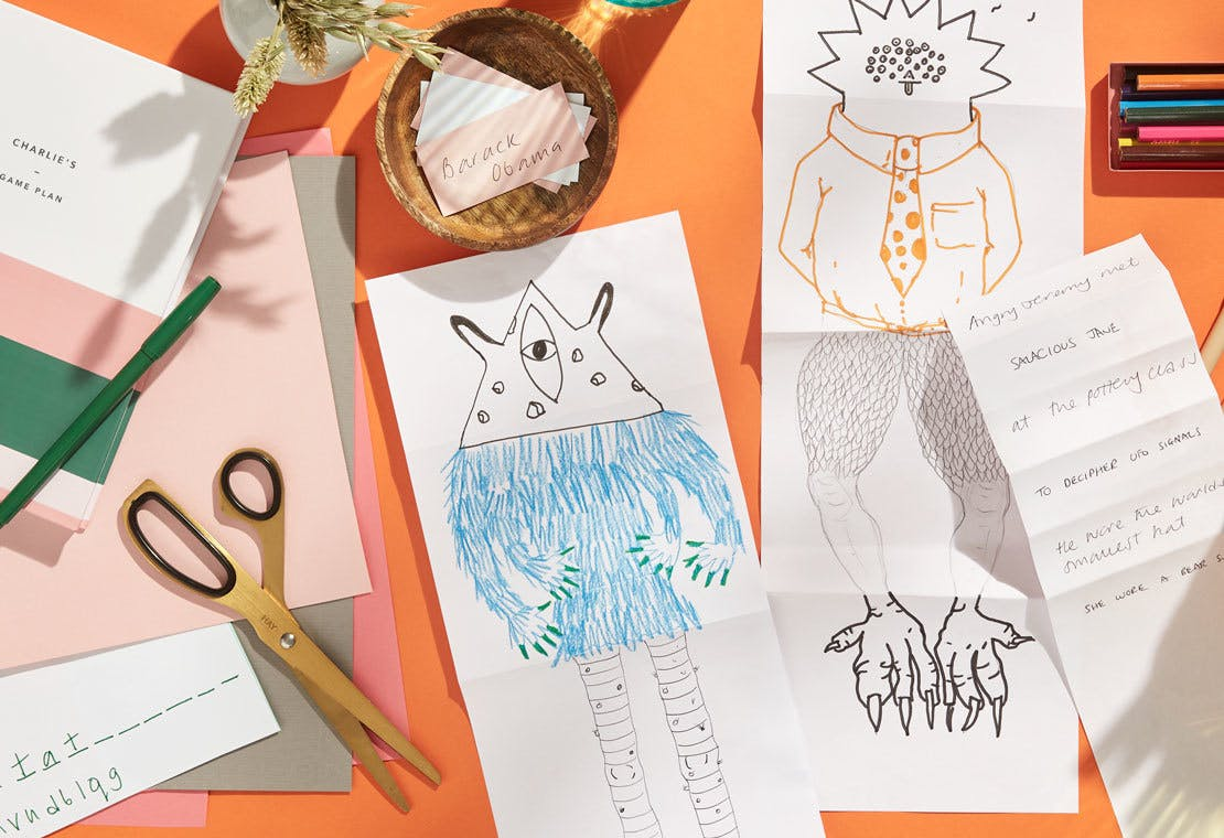 The Best Games to Play with Pen and Paper