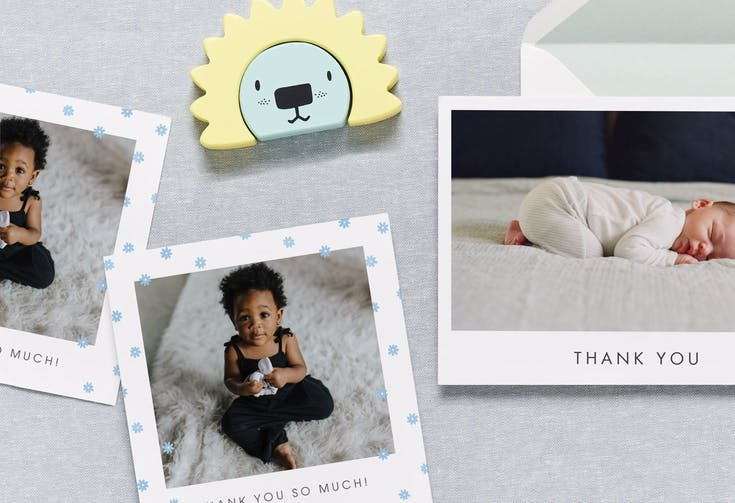 Thank You Card Sets