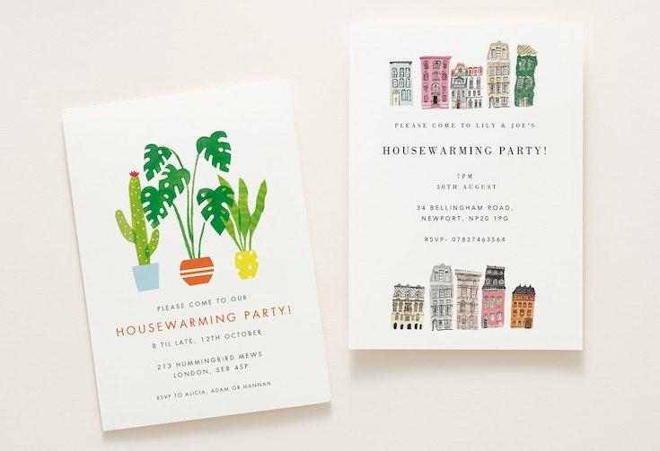 Housewarming Parties