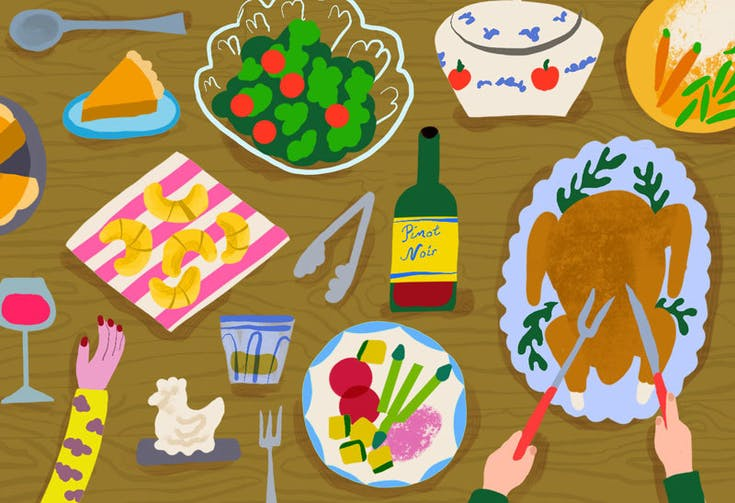 7 Ways to Host a Fun Friendsgiving