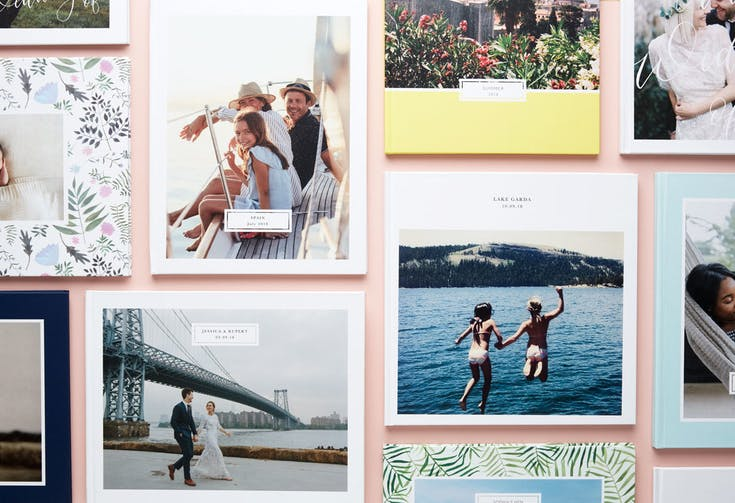 16 Creative Photo Book Ideas