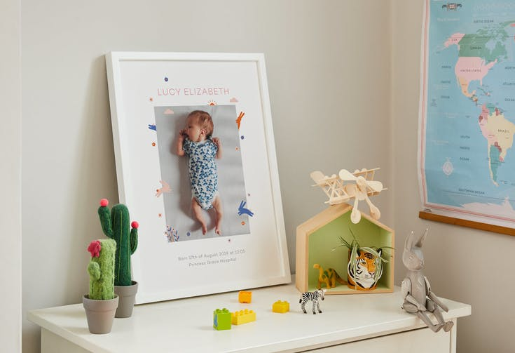 Nursery Framed Prints
