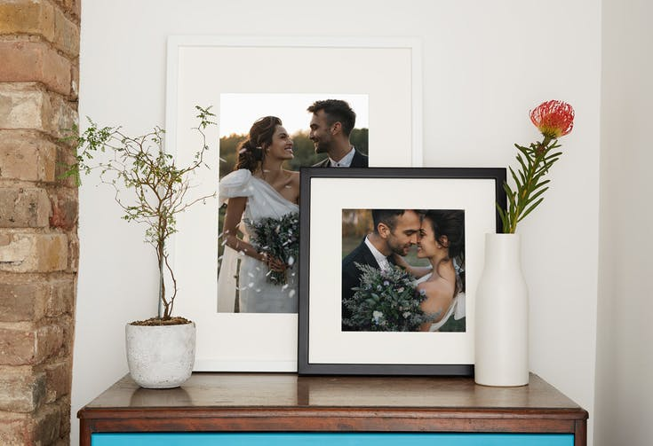 Mounted Photo Framed Print