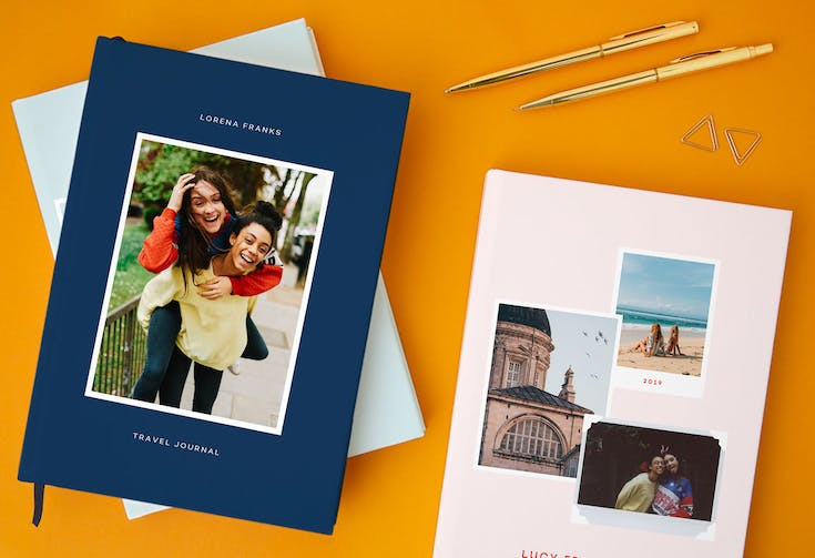 Photo Notebooks