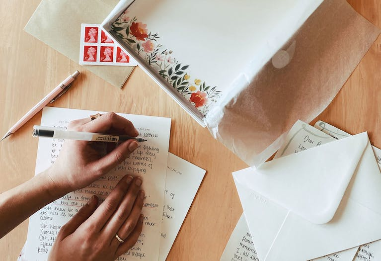Why I Love Writing Letters