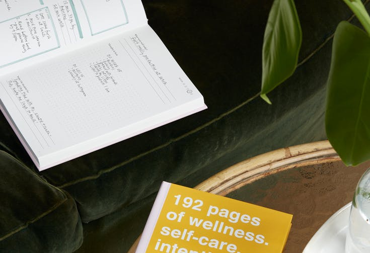 A Guide to the Wellness Journal