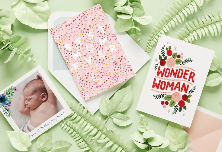 Papier supports Breast Cancer Haven for Mother's Day