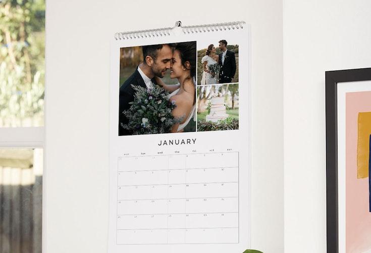 2021 Multi Photo Calendar