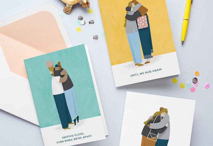 Love From Afar Card Sets