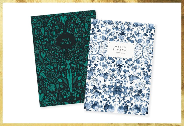 Notebook & 2021 Diary Sets