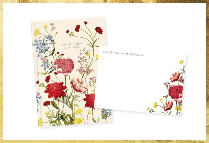 Notebook & Notecard Sets