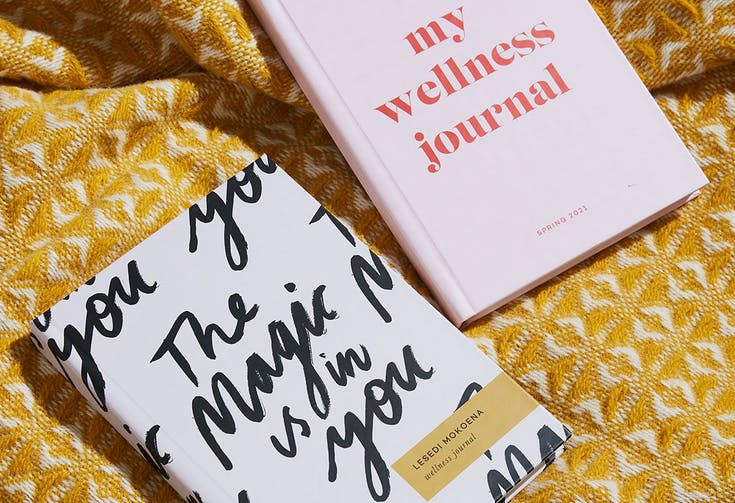 Wellness Journals ~ 15% off!