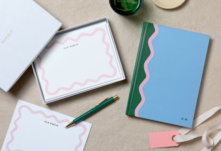 Notebook & Notecard Sets