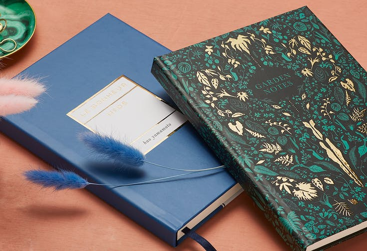 Foiled Stationery