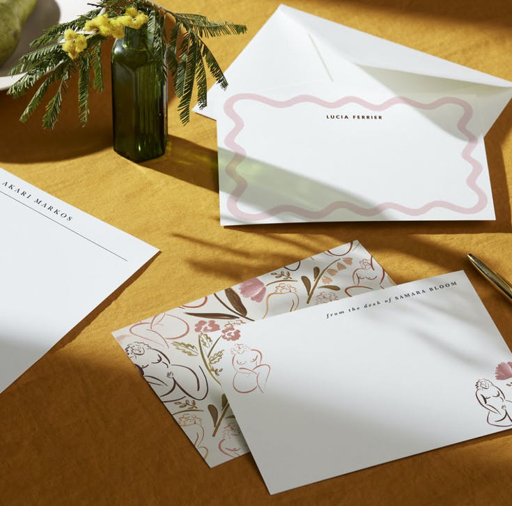Send a handwritten note