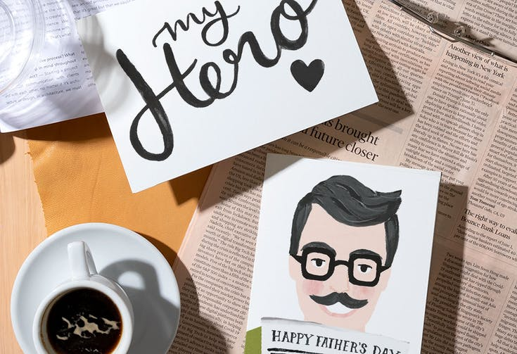 Cards as funny and loveable as he is