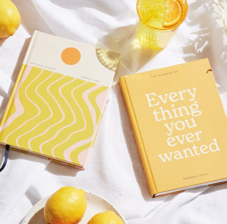 Plot out your days with a mid-year planner