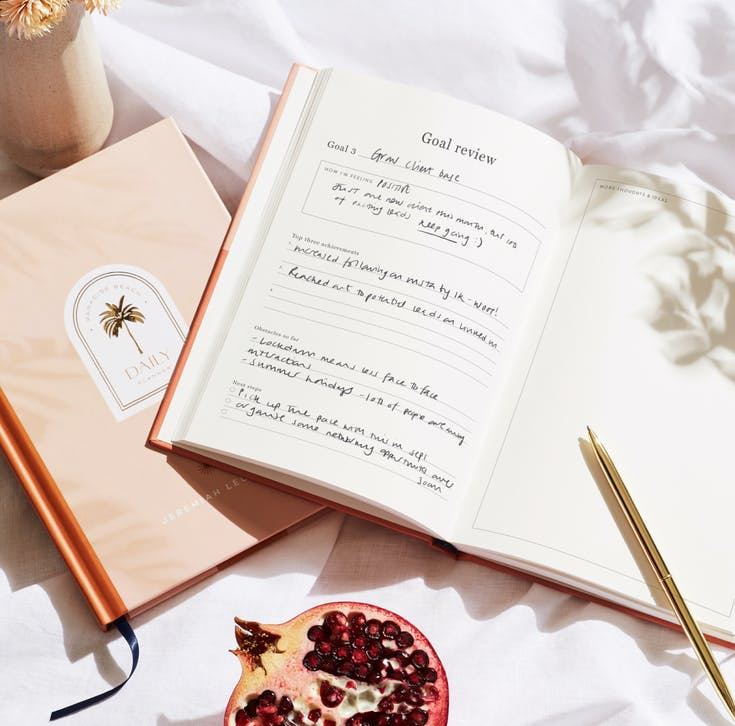 Boost your productivity with daily planners