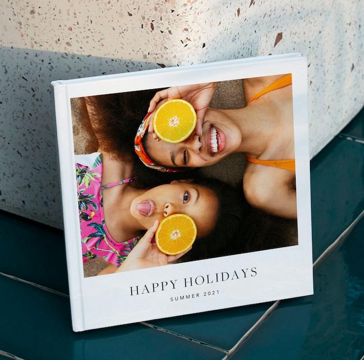 Create your own photobook