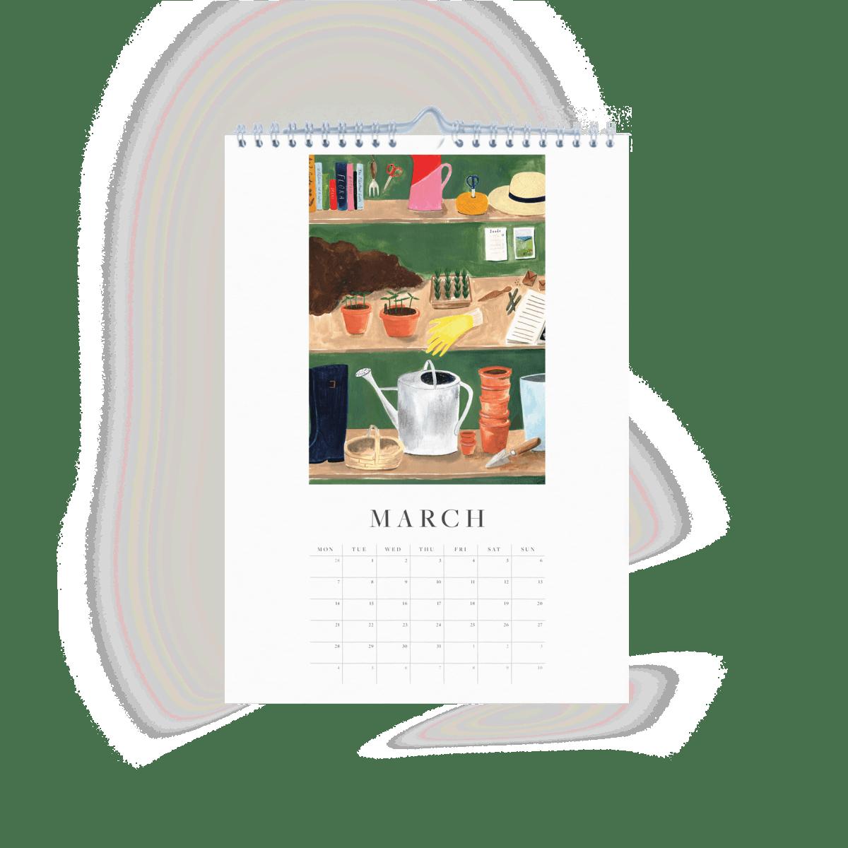 Pictures of Gardening Calendar 2021