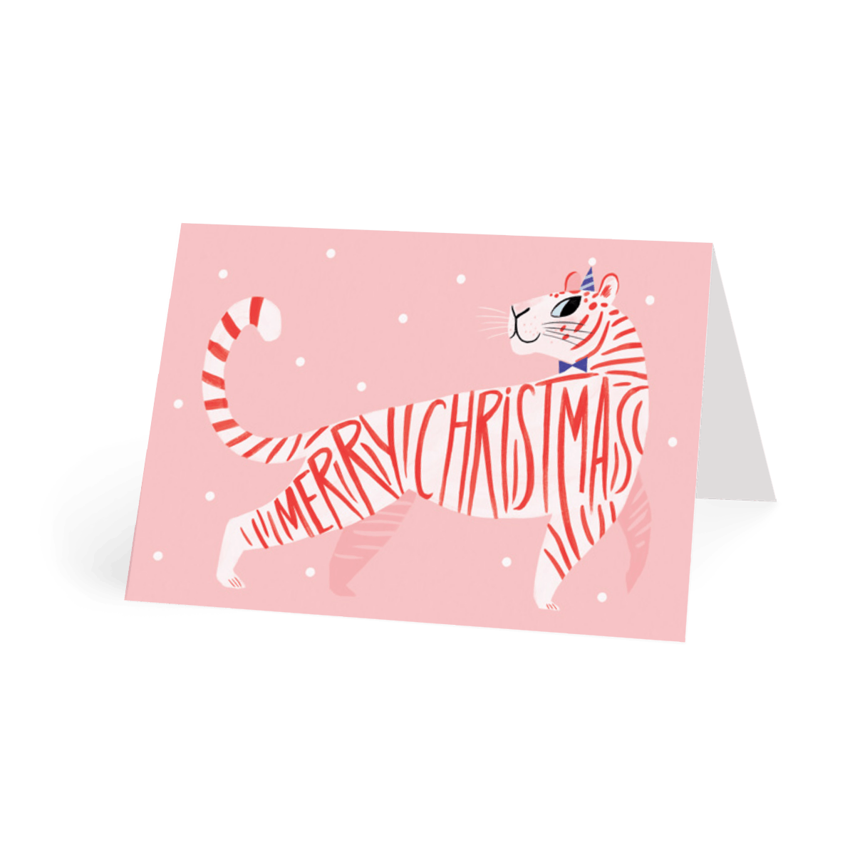 Christmas Cards For Her Wife Girlfriend Mum Papier