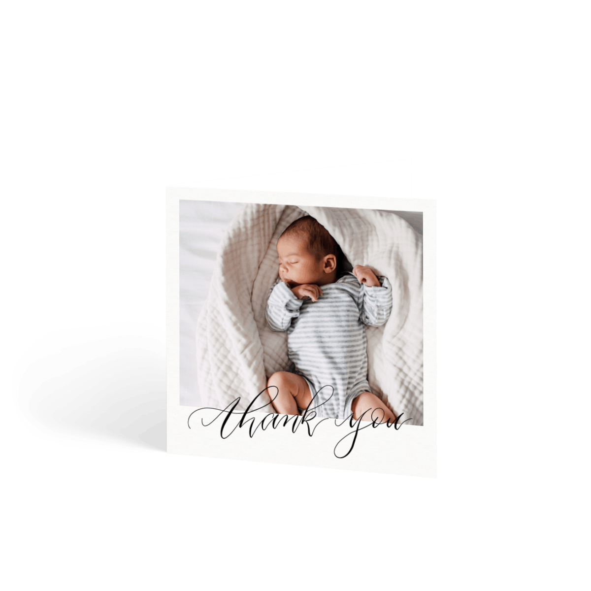 Baby Thank You Cards | Papier