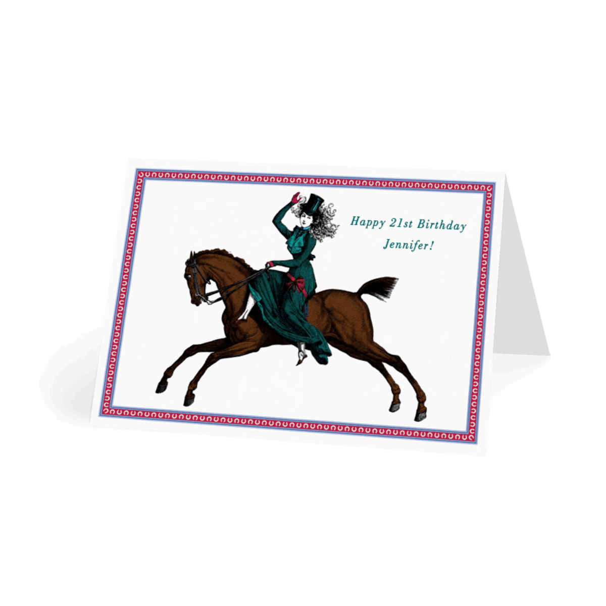 Https%3a%2f%2fwww.papier.com%2fproduct image%2f13074%2f14%2flady on her horse 3297 front 1480609963.png?ixlib=rb 1.1