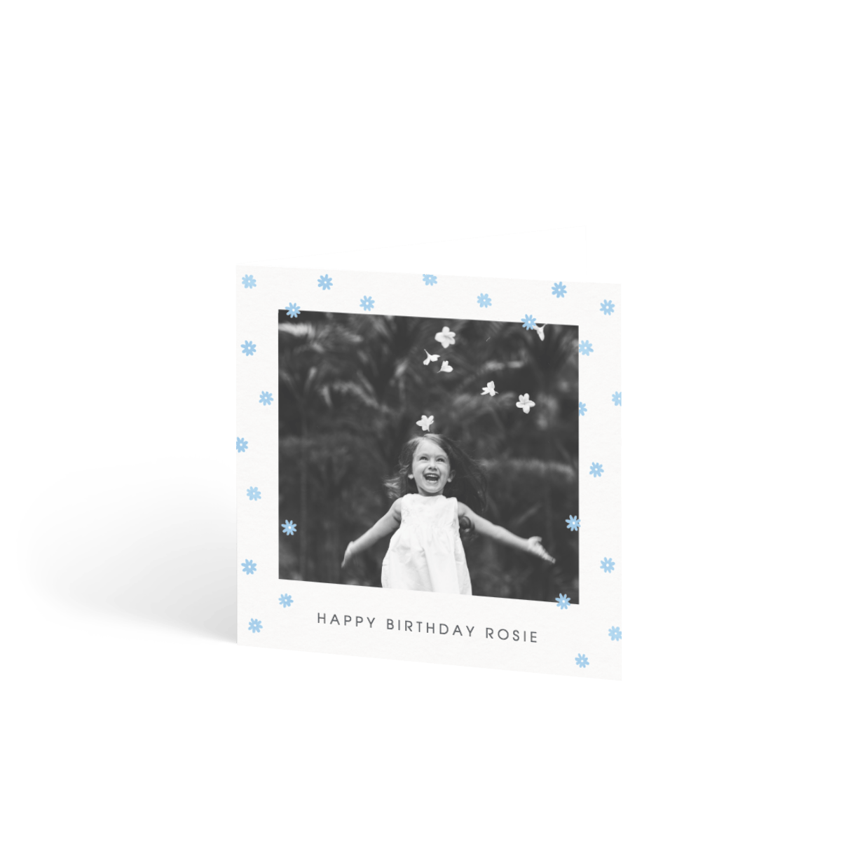 Photographic Birthday Cards Uk