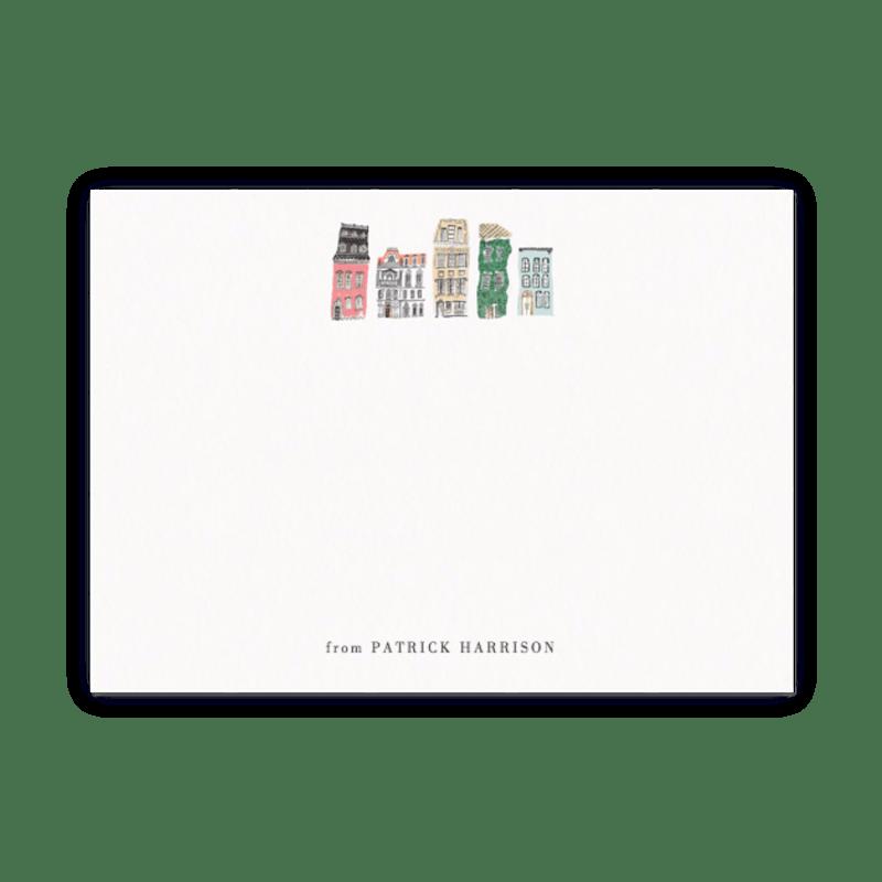 Nachbarschaft | Umzug | Papier