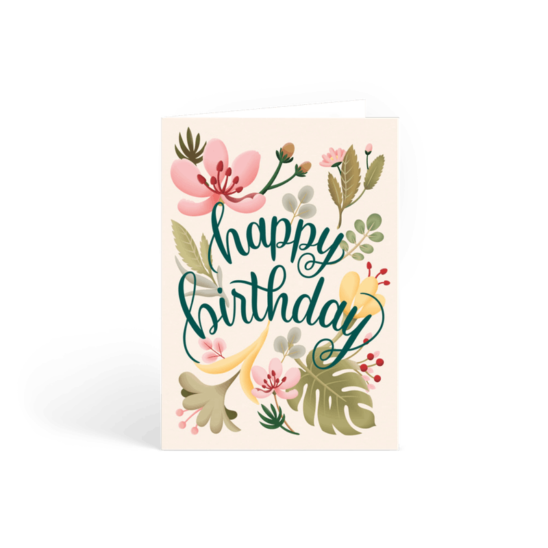 Personalised Birthday Cards For Her