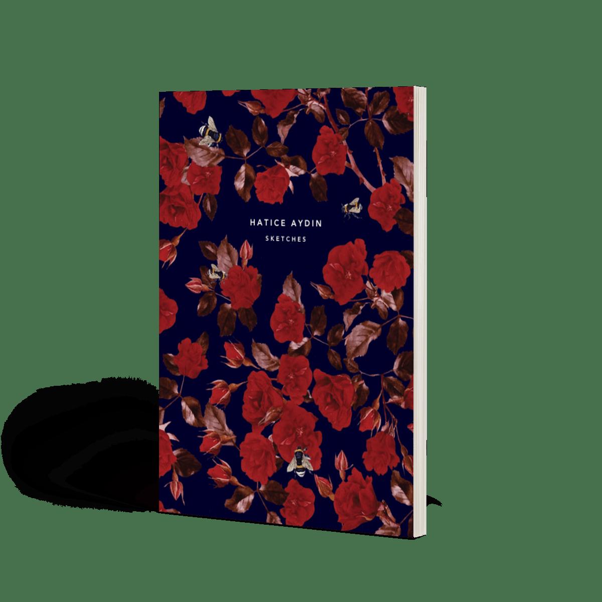 Midnight Rose | Sketchbook | Papier
